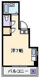 サンハイツスギヤマ[2階]の間取り