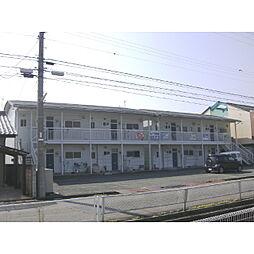 ハイツ福島[2階]の外観