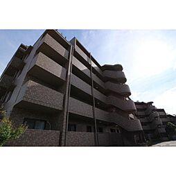 奈良県生駒市萩原町の賃貸マンションの外観