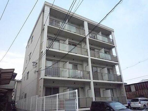 広島県呉市阿賀中央7丁目の賃貸マンションの外観