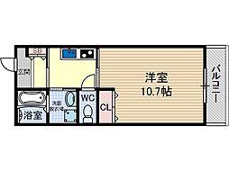 ニュービルド2[4階]の間取り