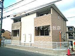 JR伯備線 中庄駅 徒歩14分の賃貸アパート