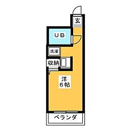 根津駅 6.8万円