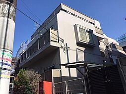 ヘイワハイム[3階]の外観