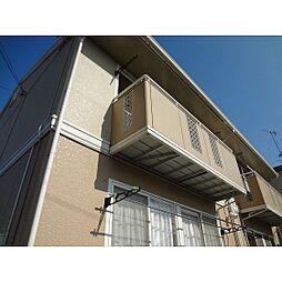 静岡県浜松市東区中田町の賃貸アパートの外観