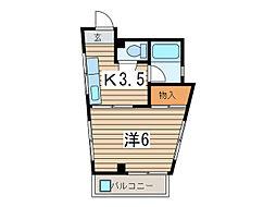 かしわ台駅 2.6万円