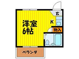 七条駅 2.7万円