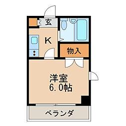 高岳駅 3.9万円