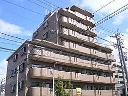 愛知県名古屋市東区主税町4丁目の賃貸マンションの外観