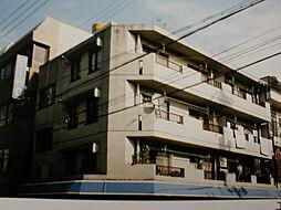 クリタビル[4階]の外観