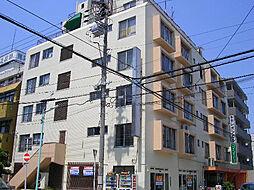 中駒新栄レオンビル[4階]の外観