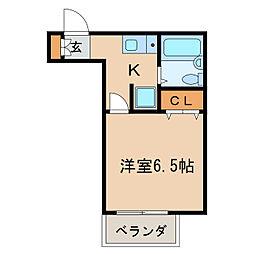 新栄町駅 4.7万円