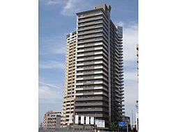 ライオンズタワー千種[15階]の外観