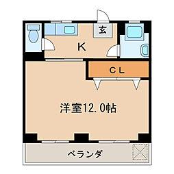 第2神田ビル[4階]の間取り