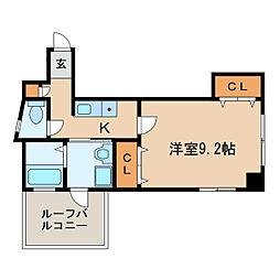 dix・9・7ビル[3階]の間取り