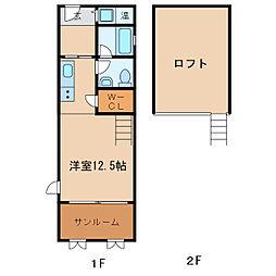 シュタットメゾン新栄[3階]の間取り
