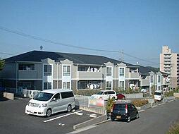 スプリングヒルズI・II(三好)[1階]の外観