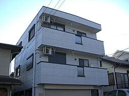スカイハウス[3階]の外観