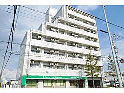 愛知県長久手市長配3丁目の賃貸マンションの外観