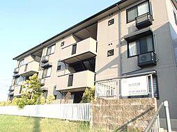 愛知県名古屋市天白区平針南4丁目の賃貸アパートの外観