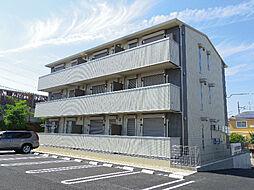 エクレール A棟[2階]の外観