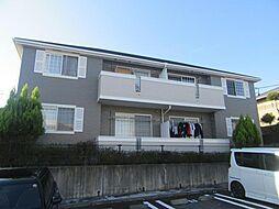 オーキッド富士見ケ丘[201号室]の外観