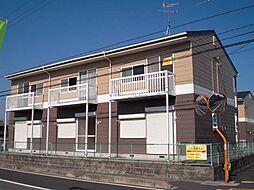 シティハイツTOMO A棟[2B号室]の外観
