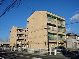 三重県鈴鹿市岡田3丁目の賃貸マンションの外観