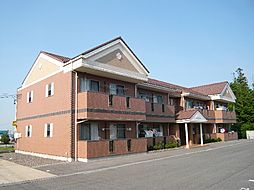 三重県亀山市井尻町の賃貸アパートの外観