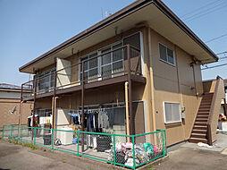 三重県鈴鹿市算所4丁目の賃貸アパートの外観