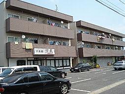 三重県鈴鹿市西条5丁目の賃貸アパートの外観