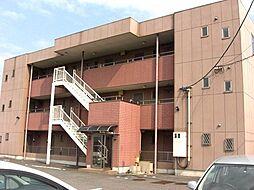 三重県鈴鹿市庄野羽山3丁目の賃貸マンションの外観