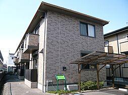 三重県鈴鹿市算所1丁目の賃貸アパートの外観