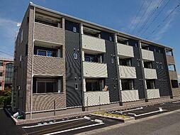 三重県鈴鹿市西条8の賃貸アパートの外観
