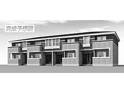 三重県鈴鹿市道伯町の賃貸アパートの外観