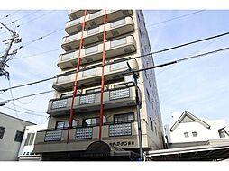 シティガーデン新通[3階]の外観