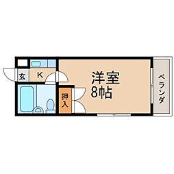 紀伊中ノ島駅 2.2万円