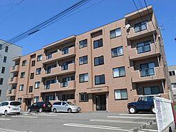 北海道函館市海岸町の賃貸マンションの外観