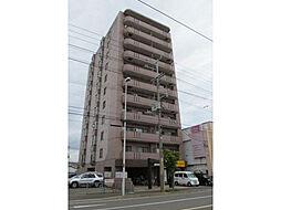 北海道函館市豊川町の賃貸マンションの外観