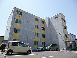 北海道函館市高盛町の賃貸マンションの外観
