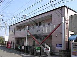 メゾン千[1階]の外観