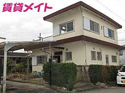 [一戸建] 三重県名張市富貴ケ丘2番町 の賃貸【/】の外観