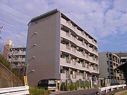 滋賀県大津市大江8丁目の賃貸マンションの外観