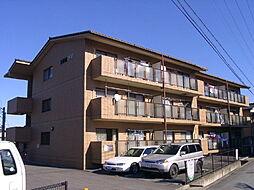 滋賀県大津市大萱2丁目の賃貸マンションの外観