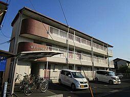滋賀県大津市一里山5丁目の賃貸アパートの外観