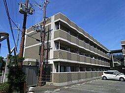 滋賀県大津市石山寺5丁目の賃貸マンションの外観