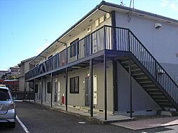 滋賀県大津市瀬田3丁目の賃貸アパートの外観