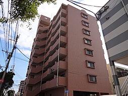 こうかマンション[6階]の外観