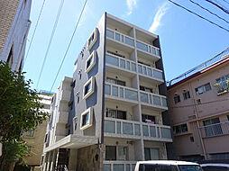 プランドールコート[4階]の外観