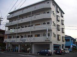 鹿児島県鹿児島市真砂本町の賃貸マンションの外観